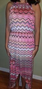 Jennifer Lopez long maxi dress size XS